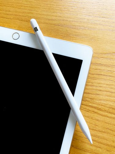 Apple Pencilが過放電?全く使えなくなった件