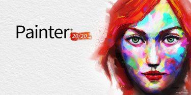 「Corel Painter 20/20」が45%OFF ! セール期間は、200年5月11日(深夜0時)まで!
